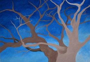 Winter Trees_Heather Williams Hufton Artist