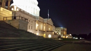 Capitol Nightime