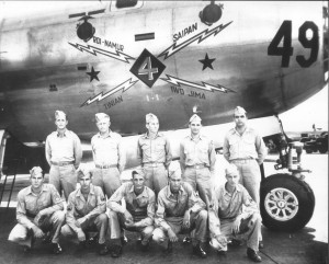 Dad, Z-49 and Flight Crew